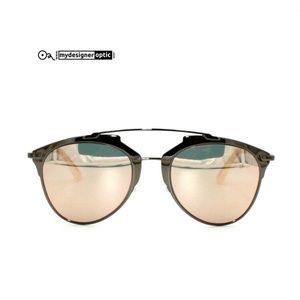 DiorReflected Sunglasses XY20J 52-21 140 Made in I